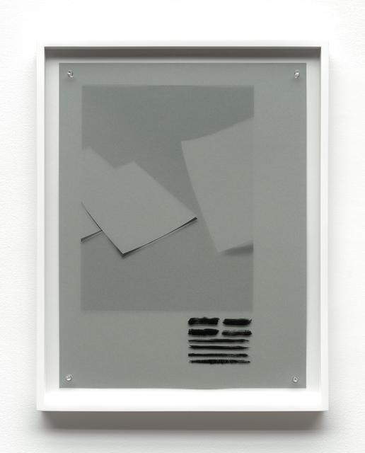 , 'Mockup: Chance layout ,' 2017, Foxy Production