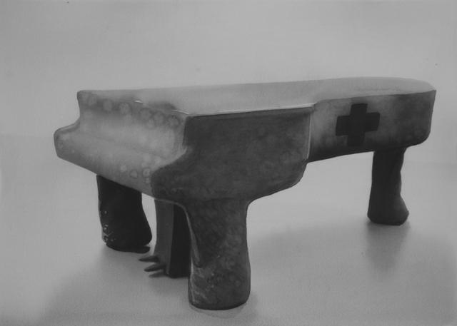 Radenko Milak, 'A wrapped grand piano by Joseph Beuys (#8)', 2018, PRISKA PASQUER