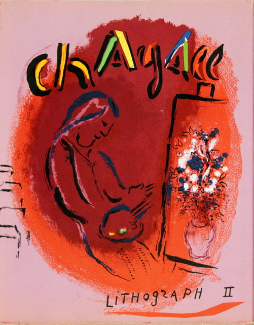 , 'Chagall Lithographe II,' 1963, Wallector