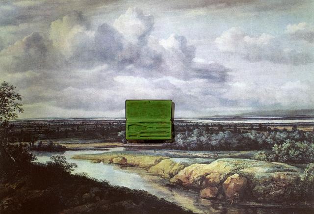, 'Philips Koninck, Etui,' 2015, Martin van Zomeren