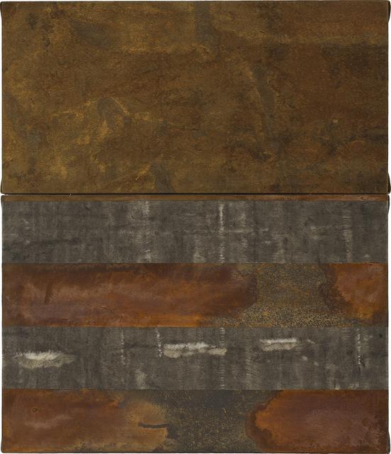 , 'Sem título (Série Pequenos Dípticos) - 70 x 60 cm - - 2014,' 2014, Simões de Assis Galeria de Arte