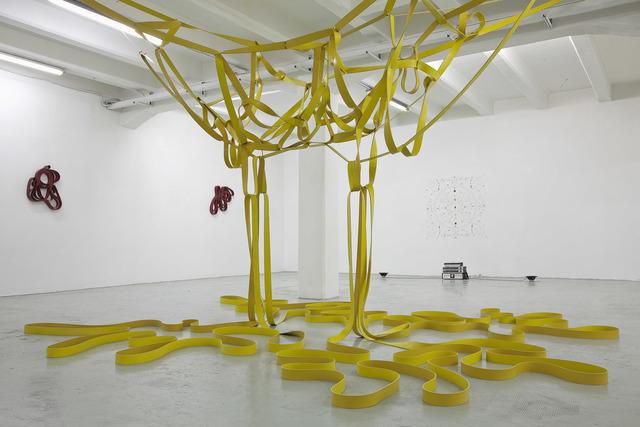 , 'Microbioma,' 2014, The Flat - Massimo Carasi