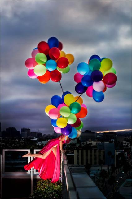 David Drebin, 'Swept Away ', Photography, Digital C Print, Contessa Gallery
