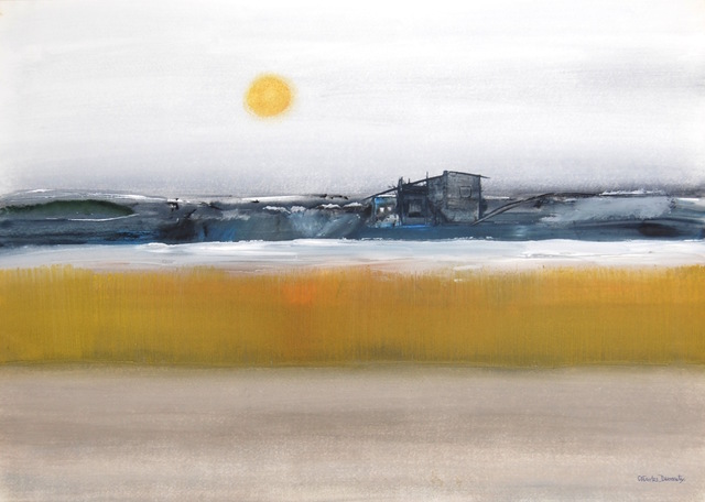 Charles Duranty, 'Essex Marshes', ca. 1971, Robert Eagle Fine Art