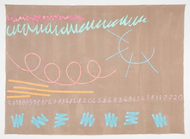 , 'Canone aureo 720 (Joseph Beuys),' 2015, Casey Kaplan