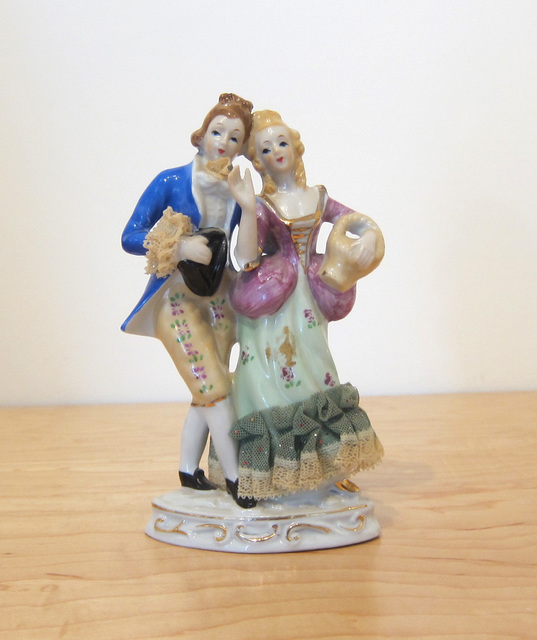 , '18th C. Lesbian Couple (small),' 1994, Albert Merola Gallery