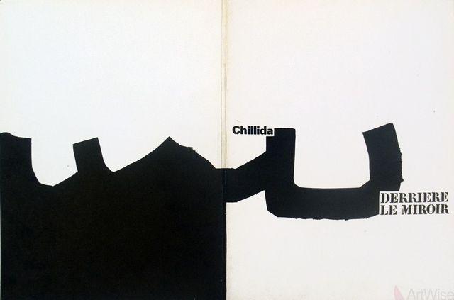 Eduardo Chillida, 'Aloft, DLM no.204 Cover', 1973, ArtWise