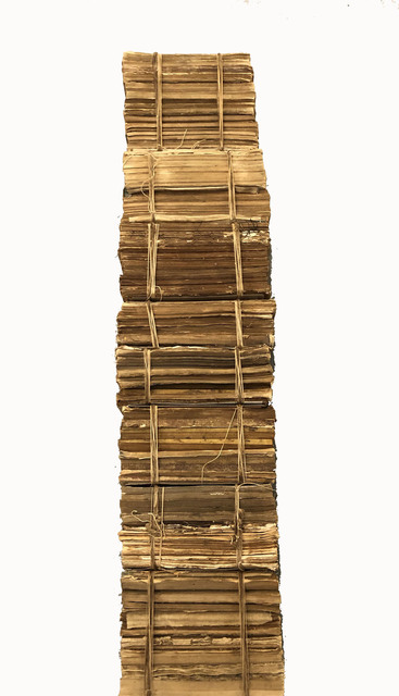 , 'Columna,' 2019, Pan American Art Projects