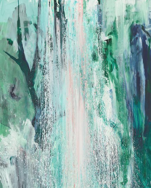 , 'Sturzbach I.,' , Galerie Karl Pfefferle