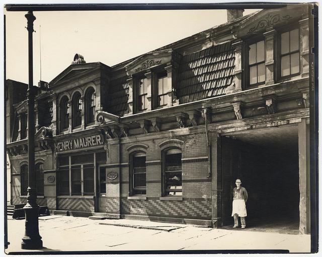 , 'Henry Maurer.  420-422 East 23rd Street.,' 1938, The Old Print Shop, Inc.