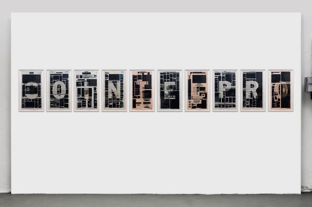 , 'COINTELPRO,' 2013, Christine König Galerie