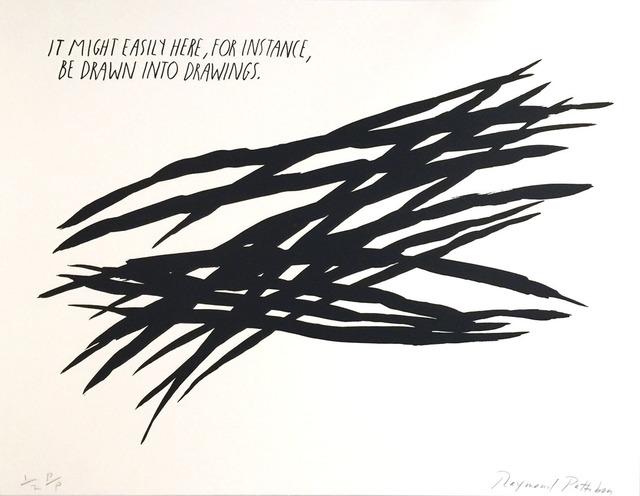 Raymond Pettibon, 'Untitled', 1990, David Lawrence Gallery