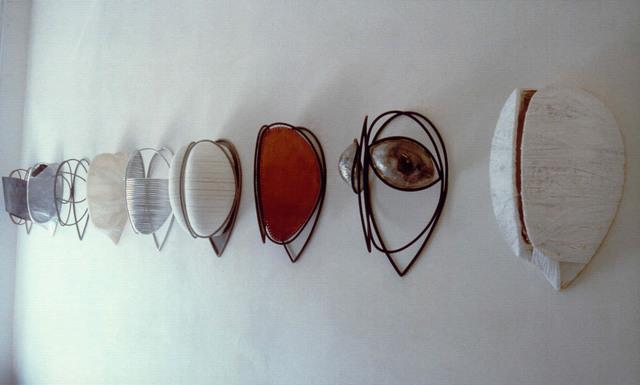, 'Fisionomie,' 2001, Kate Vass Galerie
