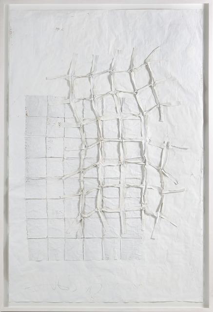 , 'Schnittfaltung,' 1976, e.artis contemporary
