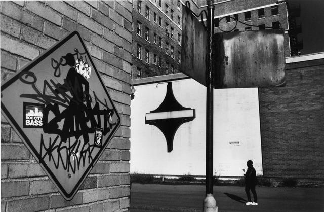 , 'Lawn Street, Rochester, New York,' 2012, Robert Klein Gallery