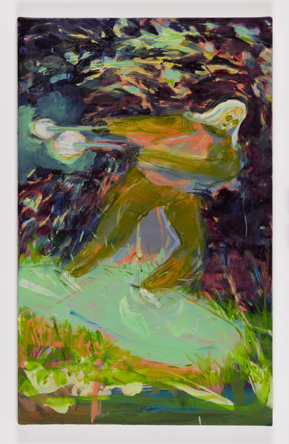 , 'Signal in the Woods,' 2014, Gallery EXIT