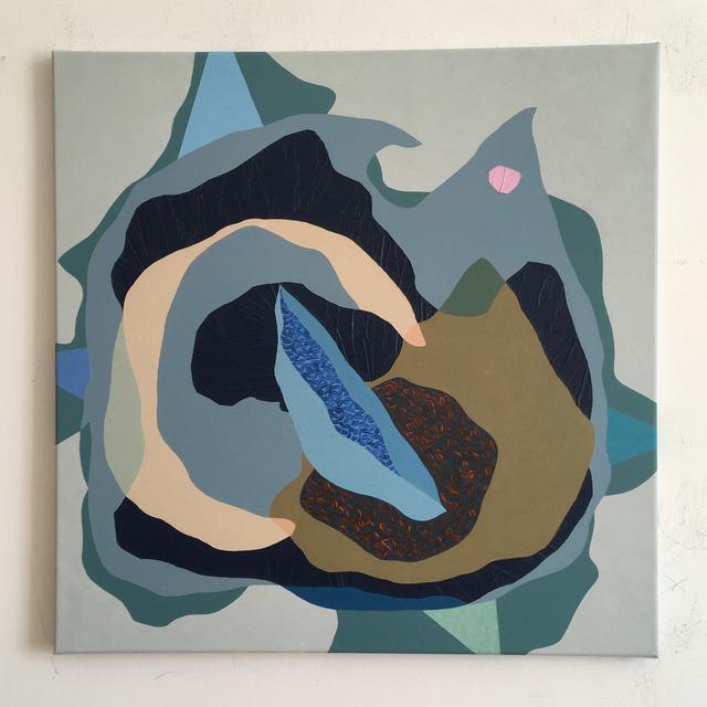 Zsófi Barabás, 'Blue connection', 2019, Faur Zsofi Gallery