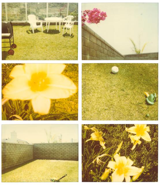 , 'Suburbia (6 pieces), mounted,' 2004, Instantdreams