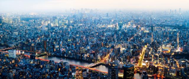 David Drebin, 'Tokyo Nights', 2015, CAMERA WORK