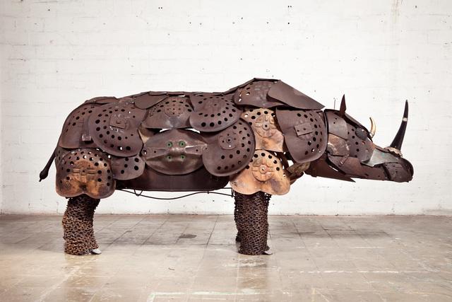 , 'Rinoceronte,' 2016, Victor Lope Arte Contemporaneo