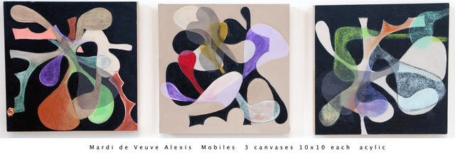 , 'Mobiles,' 2015, Asher Grey Gallery