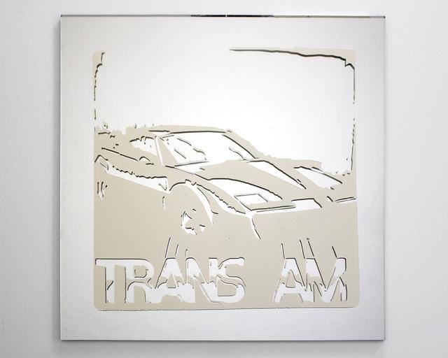, 'Trans Am,' 2015, Corey Oberlander + Lindsey Stapleton
