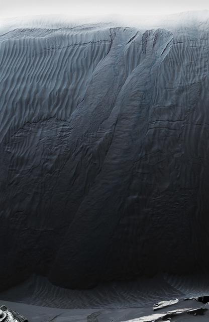 , 'Waves of Mars,' 2016, Bank/ Mabsociety