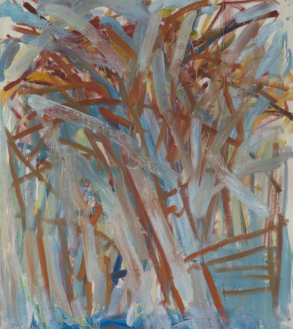 Dennis Creffield, 'Apple Tree with Ladder in Angelica Garnett's Orchard', 1982, Waterhouse & Dodd