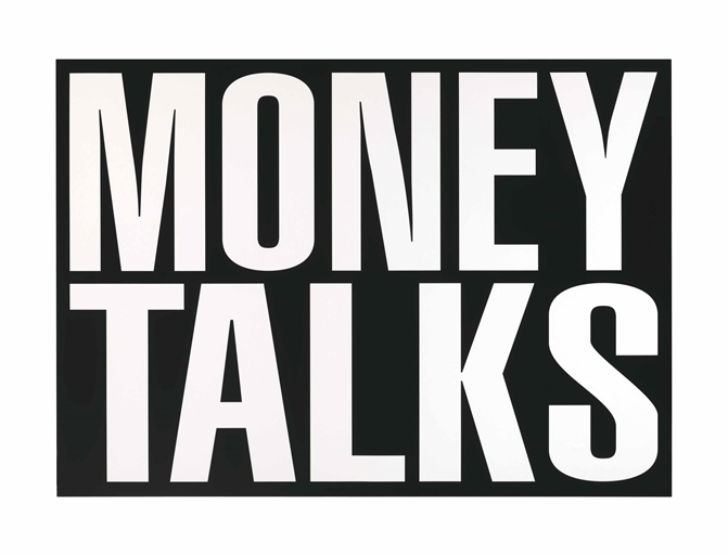 Untitled (Money Talks)