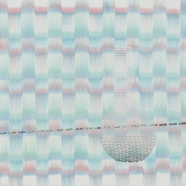 , 'Bottle with Horizon 3,' 2015, Asya Geisberg Gallery