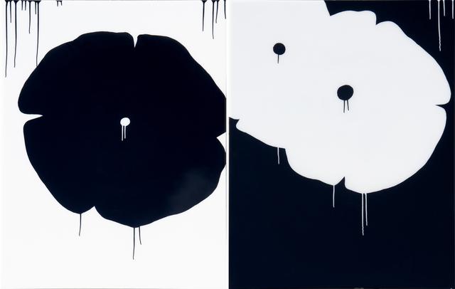 """, '""""Three Flowers"""",' 2019, Julie Zener Gallery"""