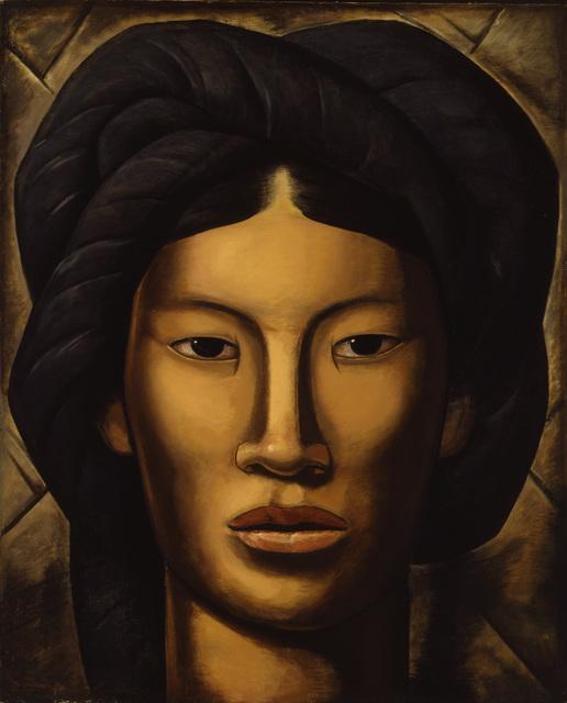 , 'La Malinche (Young Girl of Yalala, Oaxaca),' 1940, Phoenix Art Museum