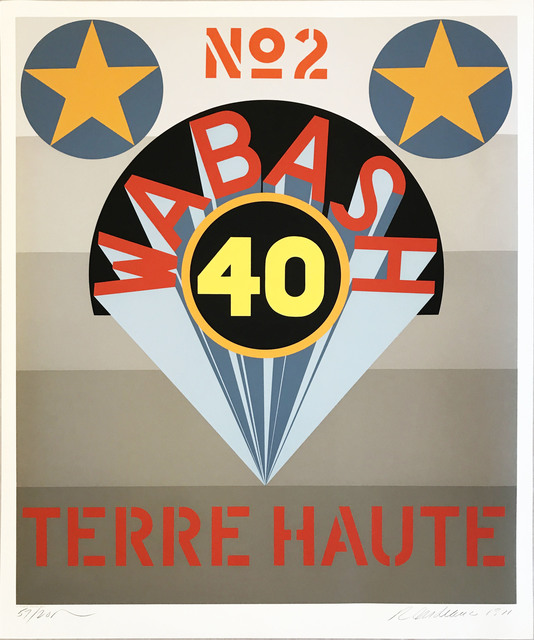 , 'Decade (Terre Haute No. 2),' 1971, Hamilton-Selway Fine Art