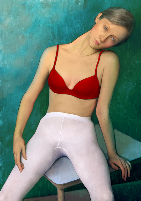Katerina Belkina, 'For Modigliani', 2007, Faur Zsofi Gallery