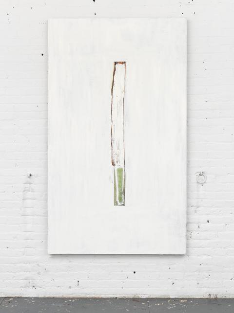 , 'Sickle,' 2015-2016, Almine Rech