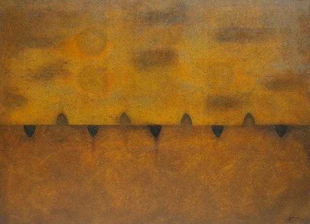 Jorge González Velázquez, 'Tres soles', 2016, Aldama Fine Art