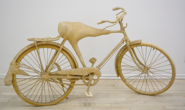 """, 'Bicycle from """"Bound/ Unbound"""" Series,' 1996, Ethan Cohen New York"""