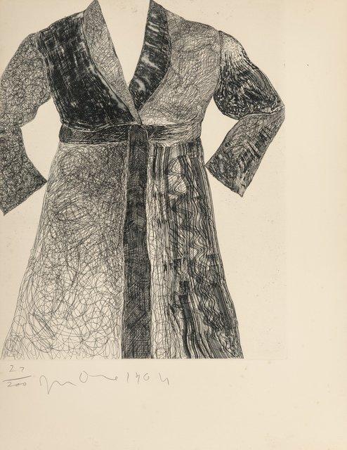 Jim Dine, 'Self-Portrait (Zinc & Acid), from the New York Ten portfolio', 1964, Heritage Auctions