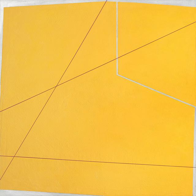 , 'Goodbye Yellow Brick Road,' 2016, Johannes Vogt Gallery