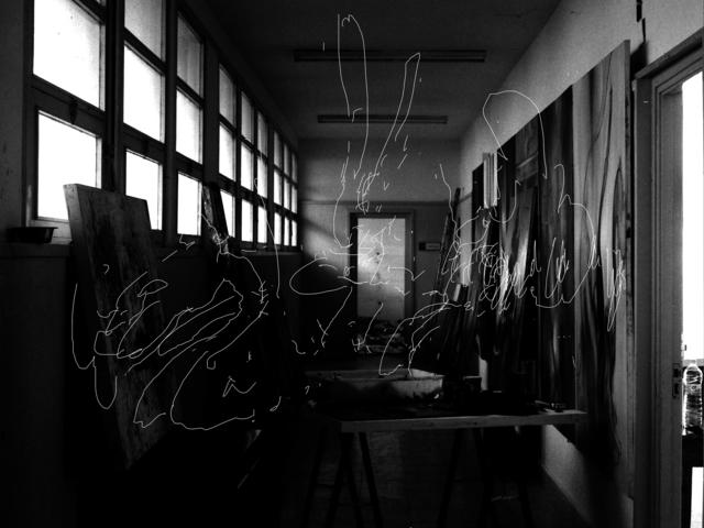 , 'Untitled,' 2015, etHALL
