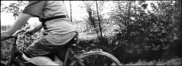 Frank Dituri, 'Bike Rider in Friuli #2, Italy', 1998, C. Grimaldis Gallery