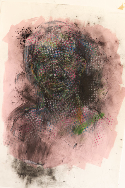 Vusi Beauchamp, 'Lady in Pink', 2020, 99 Loop Gallery