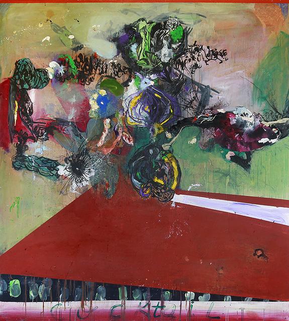, 'Afrodeezia #3,' 2016, Bill Lowe Gallery