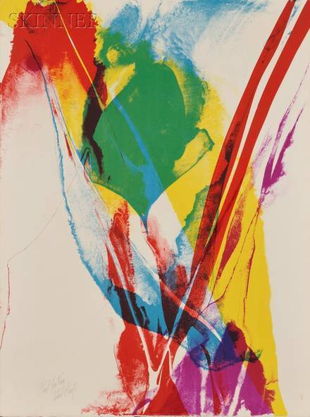 Paul Jenkins, 'Untitled', 1971, Vertu Fine Art