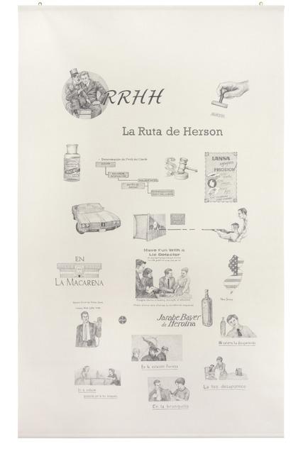 , 'RRHH,' 2011, 80M2 Livia Benavides