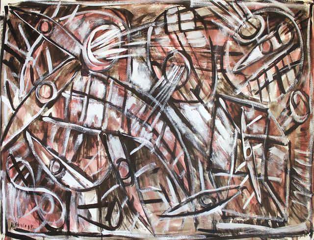, 'Untitled,' 1989, Robert Berman Gallery