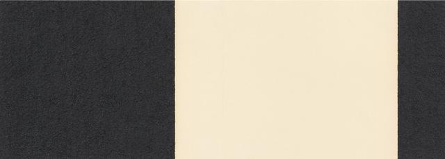 Richard Serra, 'Horizontal Reversal VIII', 2017, Alan Cristea Gallery