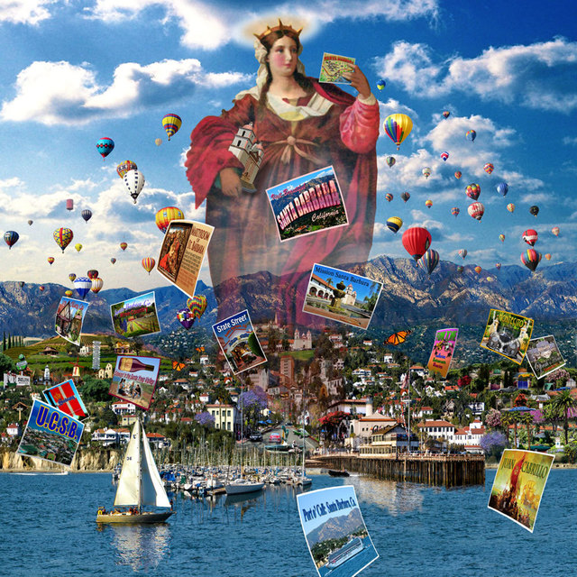, 'Visit Santa Barbara,' , TAG Gallery