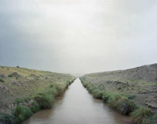 , 'Irrigation canal. Tajikistan.,' 2010, Magnum Photos