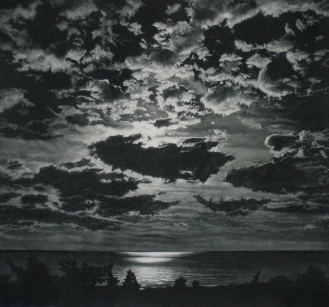 , 'Moonlight,' 2010, Conrad R. Graeber Fine Art